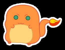 Chubby Chibi Charmy by AlenaChen
