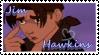 Jim Hawkins random stamp by BlackBerryJelly