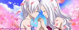 Fairy Tail- Lisanna and Mirajane