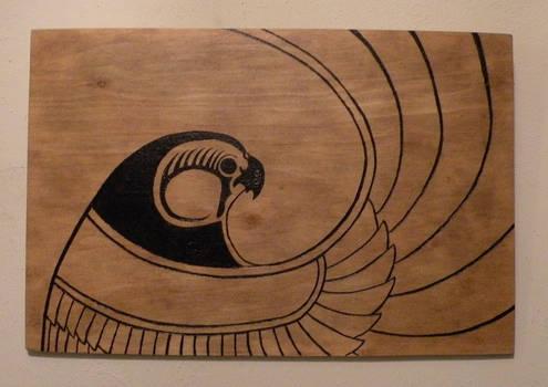 Horus Woodburn 5-8-05