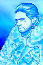 King of the North by Thelazyred