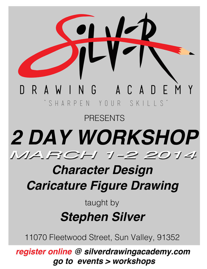 ART WORKSHOP by stephensilver