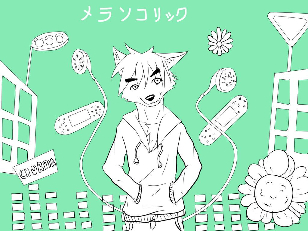 Beat Okamine 2.0 -Melancholic by Wolf-Okamine