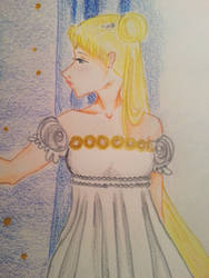 Sailor Moon?!