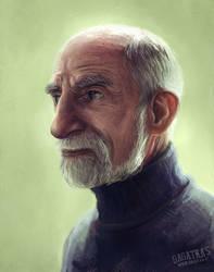 Old Man by gagatka27