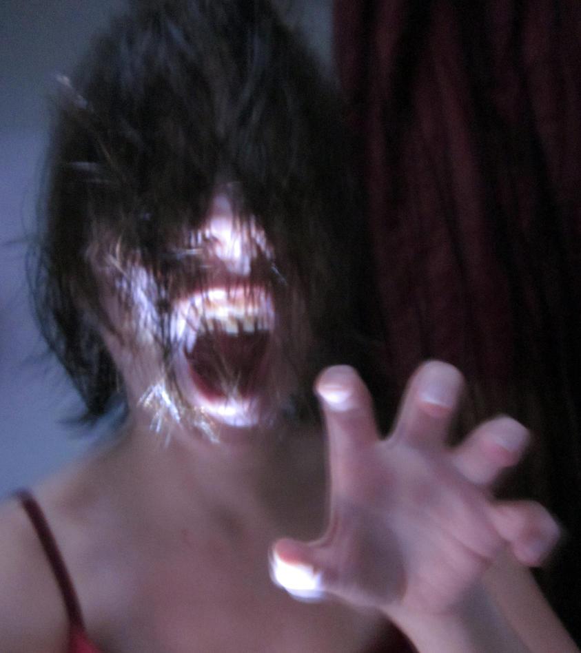 Scary by sanguru