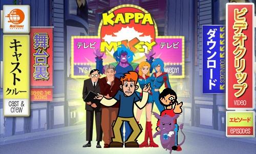 Kappa Mikey Group by KappaMikeyGuanofan12