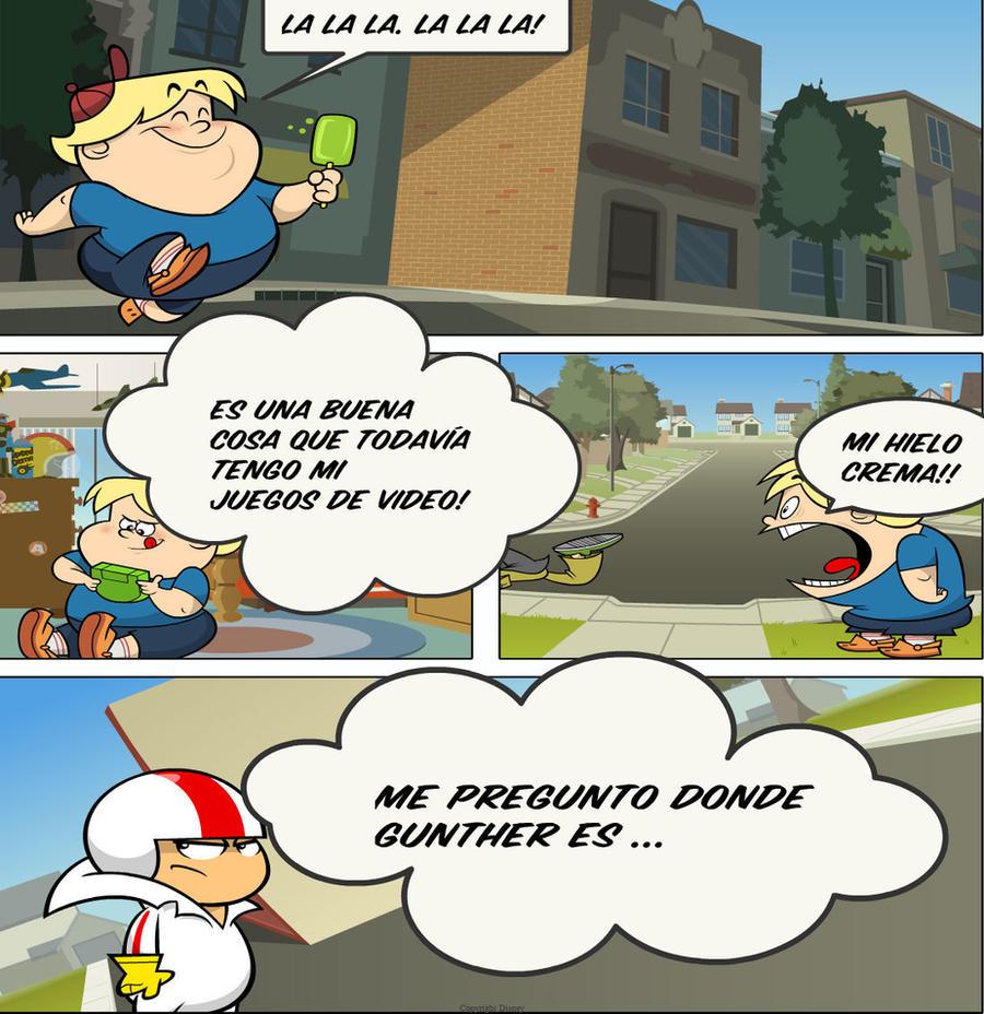 Kick Buttowski Comics Span 3 by KappaMikeyGuanofan12 on DeviantArt
