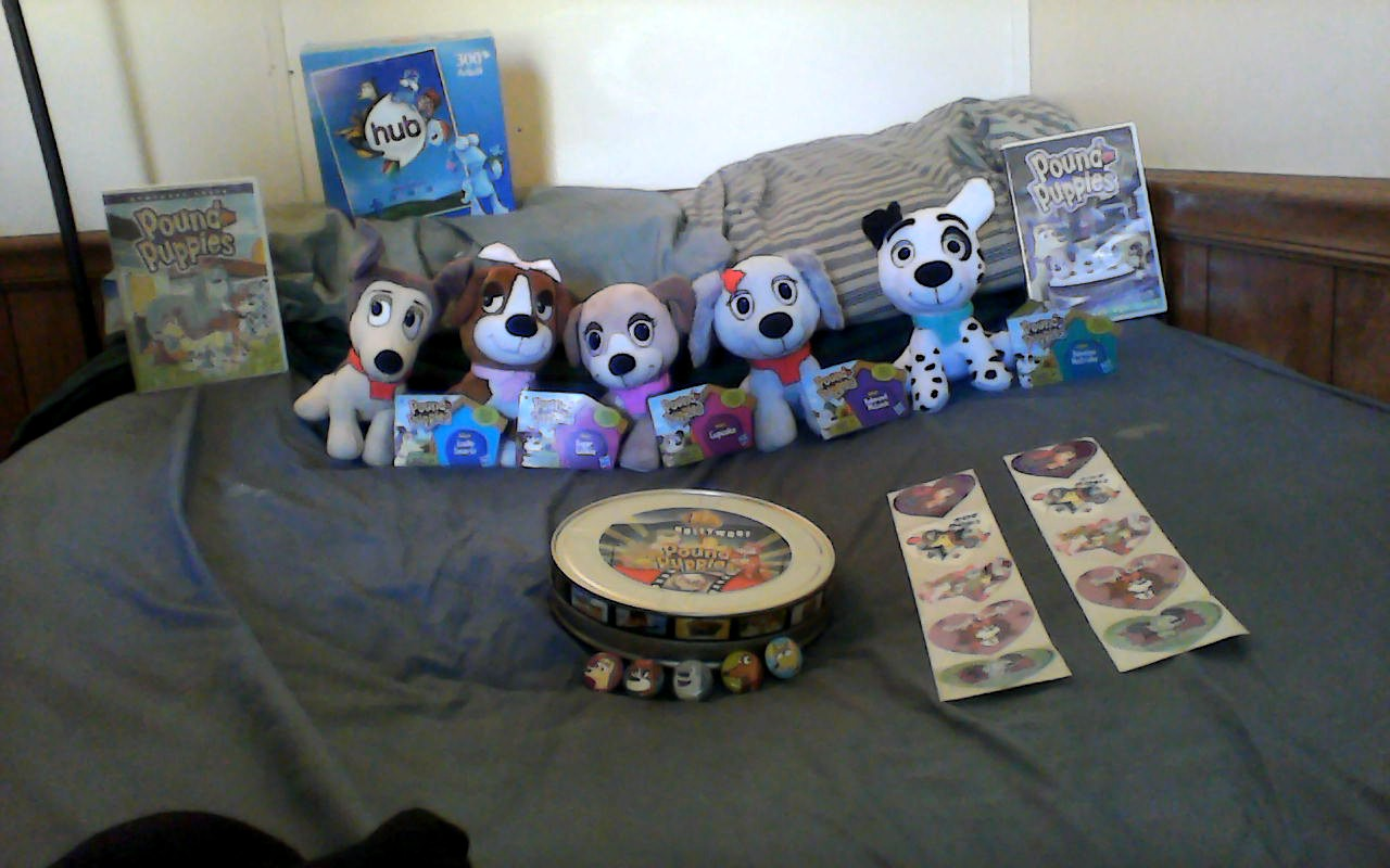 Pound Puppies (2010) Collection UPDATED By