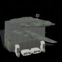 Barge  Troop Transport by warlordvir