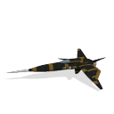 Imperial Rapier Fighter by warlordvir