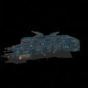 Assualt Corvette by warlordvir
