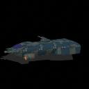 Patrol Corvette by warlordvir