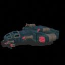 Missile Frigate by warlordvir