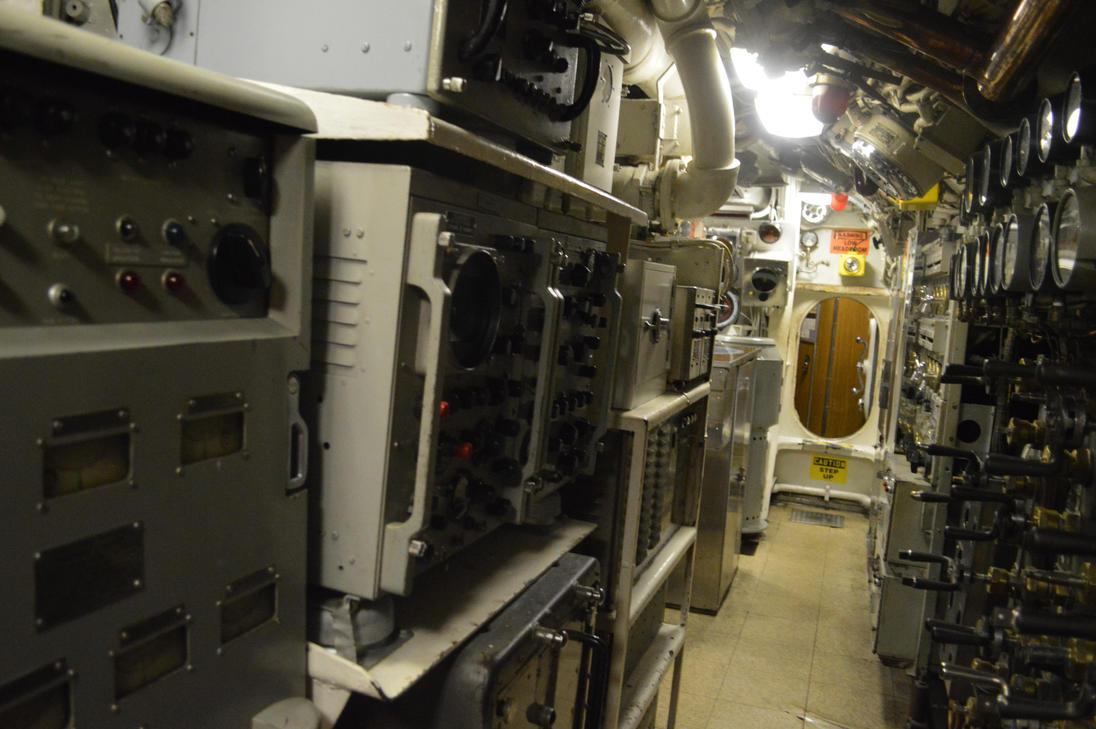 Control Room by CoastGuardBrony1