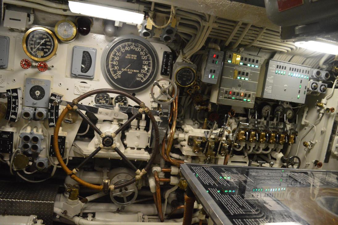 Main Control Room by CoastGuardBrony1