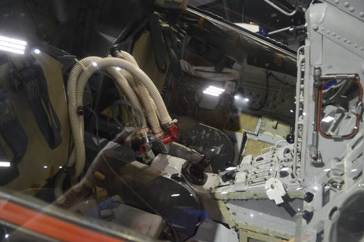 McDonnell Gemini B MOL Spacecraft Interior