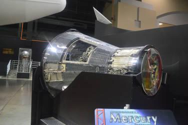 McDonnell Mercury Spacecraft