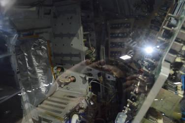McDonnell Mercury Spacecraft Interior