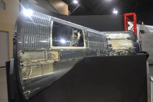 McDonnell Mercury Spacecraft Profile