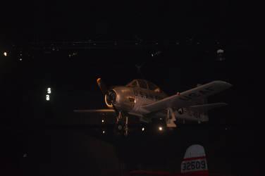 North American T-28B Trojan