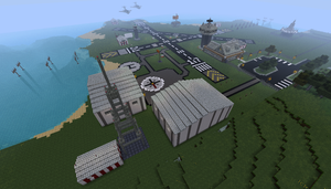 Airport complete 2 by mineskinz