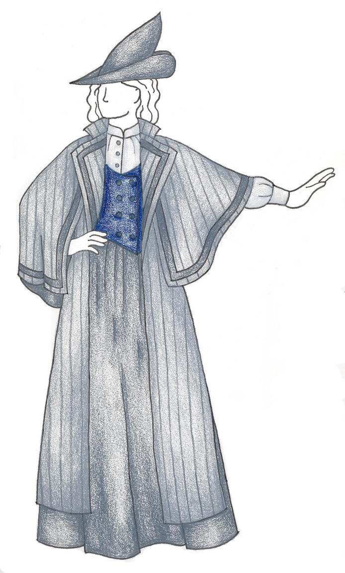 Practical Witch Design By Padfootb3 On Deviantart
