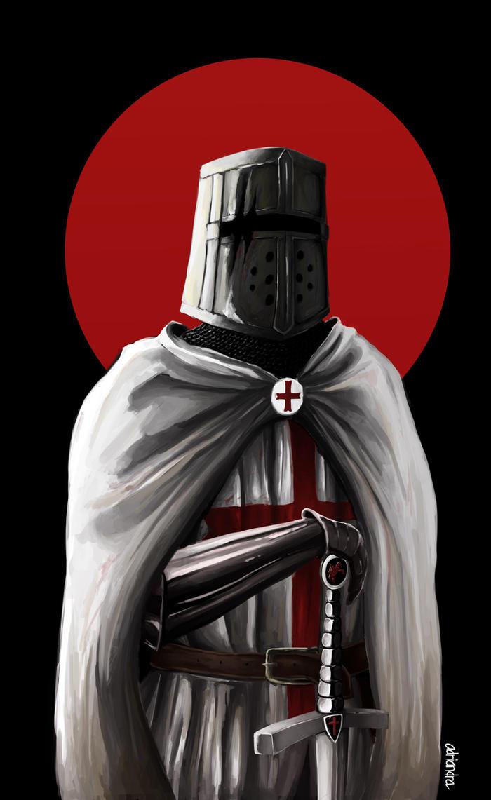 Knight Templar by Adriandra-00 on DeviantArt