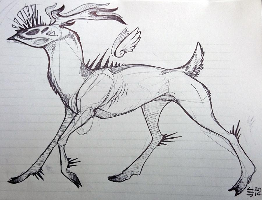 Deerthingsket by thunder-hart