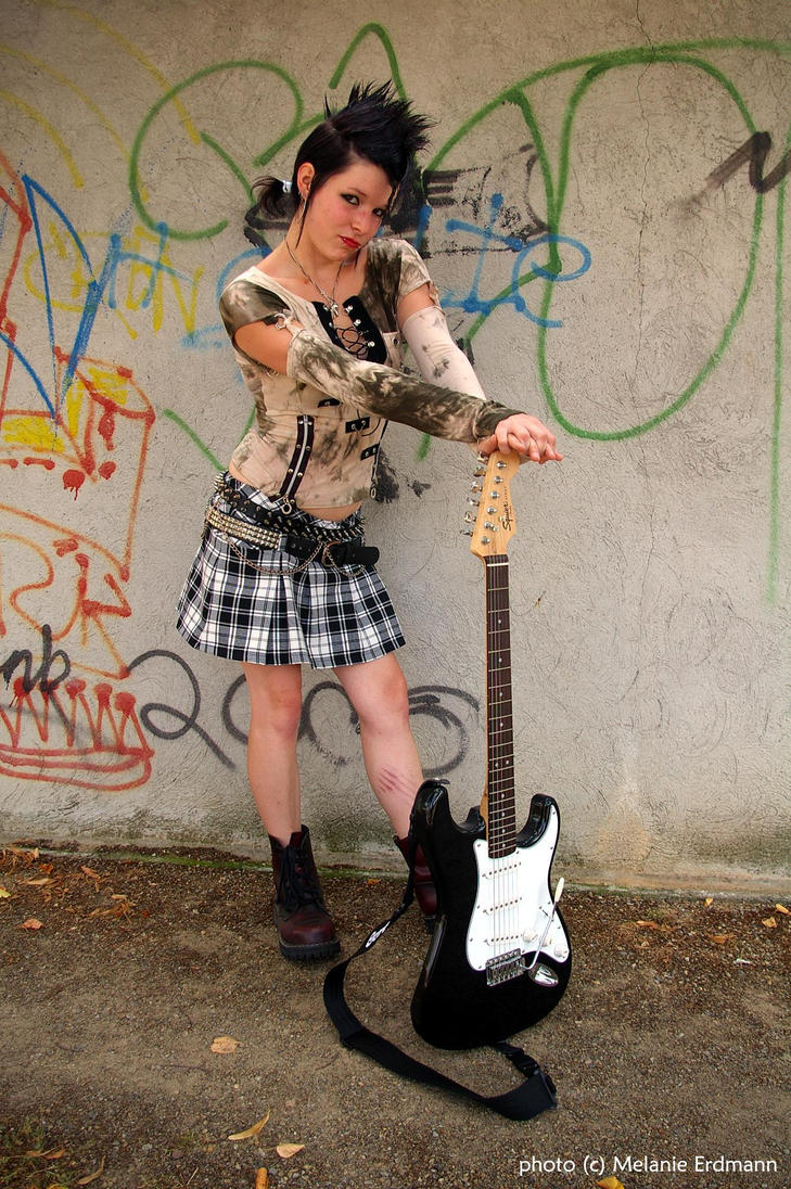 Little Punkrock-Princess - 05 by Mellz-Photography