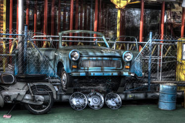 HDR Test 4 by Mellz-Photography
