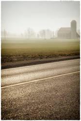 Hazy Farm by Snoopee63