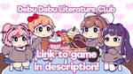 Debu Debu Literature Club Mini-Game