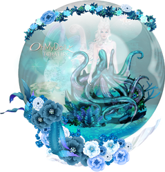 Cristal Pearl Cyan