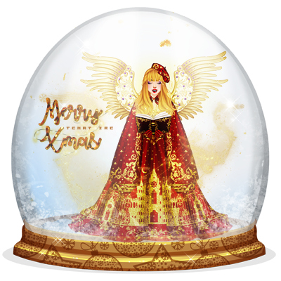 SnowGlobe Xmas Song by tchat-irc-omd