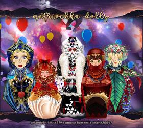 Matriochka Dolls