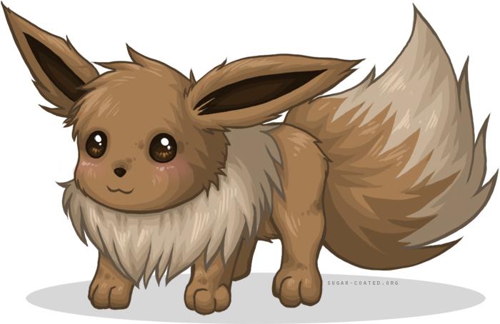 Hair Style Eevee: Pokemon :: Eevee By Sugar0coated On DeviantArt