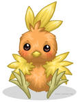 Pokemon :: Torchic