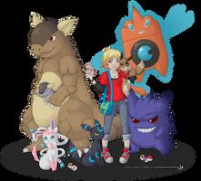 Self Pokemon Trainer Group