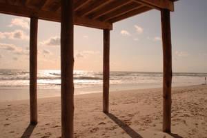 day at the beach by FreSch85