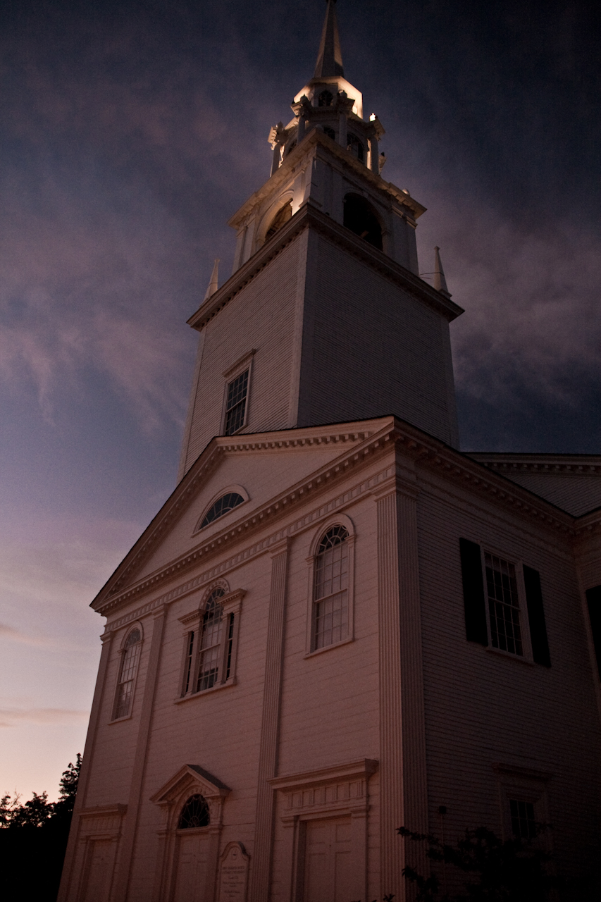 Newburyport church by FreSch85