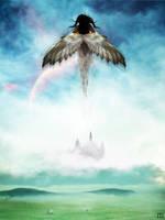Transcend Heaven by JohnnyMalkavius