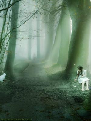 Alice escape by hantuseram
