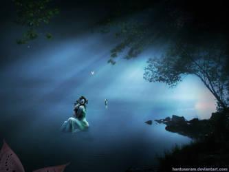 the moonlight by hantuseram