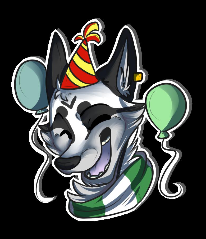 Birthday Boy! by xXWarblerFoxxyXx