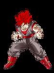 Evil Goku SSJ