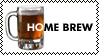Home Brew stamp by picturefragments