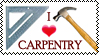 Carpentry stamp by picturefragments