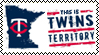 Twins stamp by picturefragments
