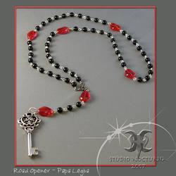 Road Opener -Papa Legba Rosary